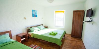 1-комнатные апартаменты, 2 этаж